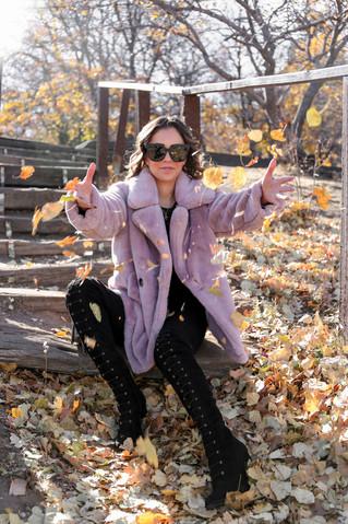 Roth Glam Style x Lush Clothing