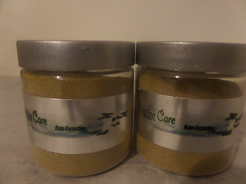 BLUE ALGAE ACNE FACIAL CLAY MASK