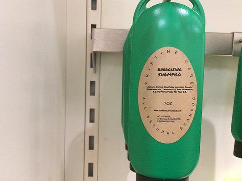 ENERGIZING ORGANIC HAIR CLEANSER