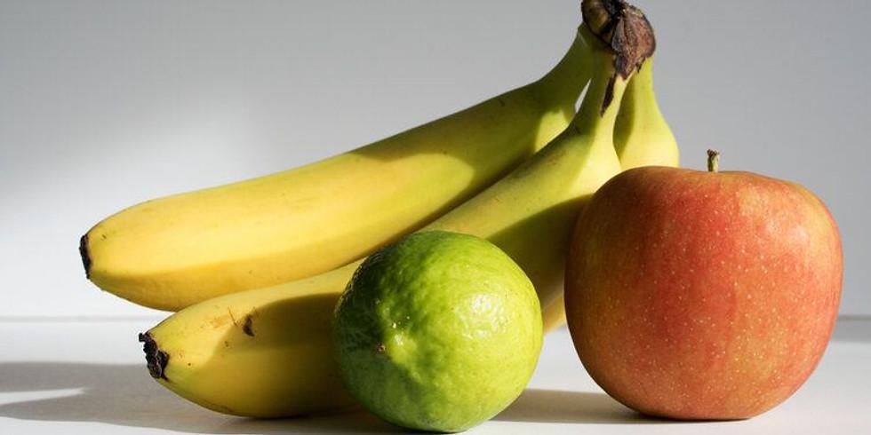 VAC Zoom Sketch of the Week - Fruit
