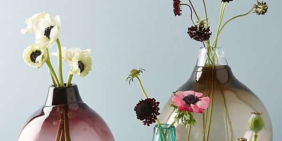 NPAC Zoom Pastel - Bubble Vases
