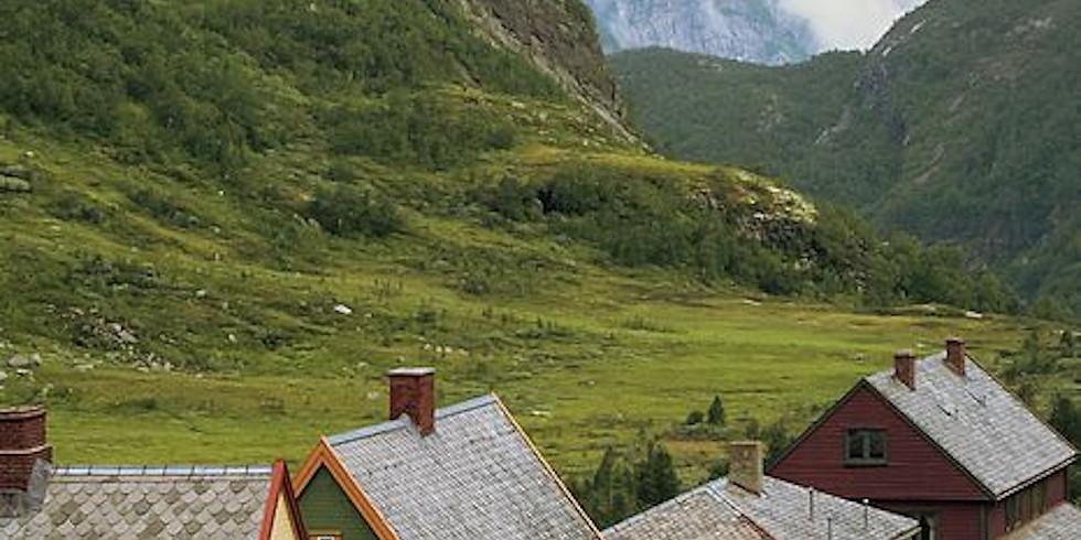 NPAC Sketch of the Week - Scandinavian Village