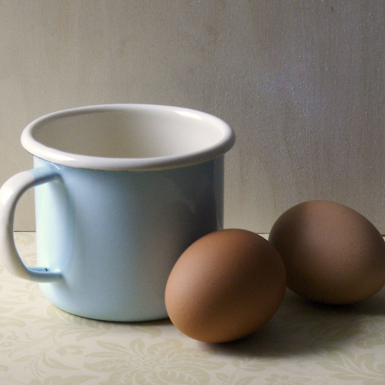 JCAC Sketch of the Week - Cup and Eggs