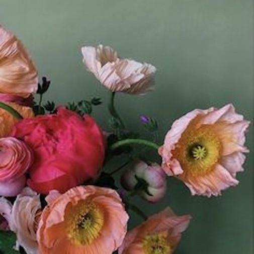 NPAC In-Class Pastel - Flowers