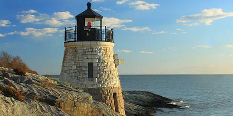 JCAC Sketch of the Week - Castle Hill Lighthouse