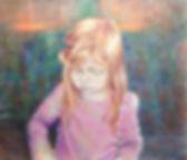 Contemporary Figurative Artist Female Painting