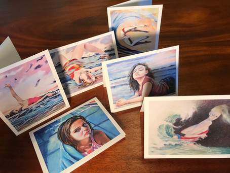 Free Shipping on Cards and Prints for Gift Giving!