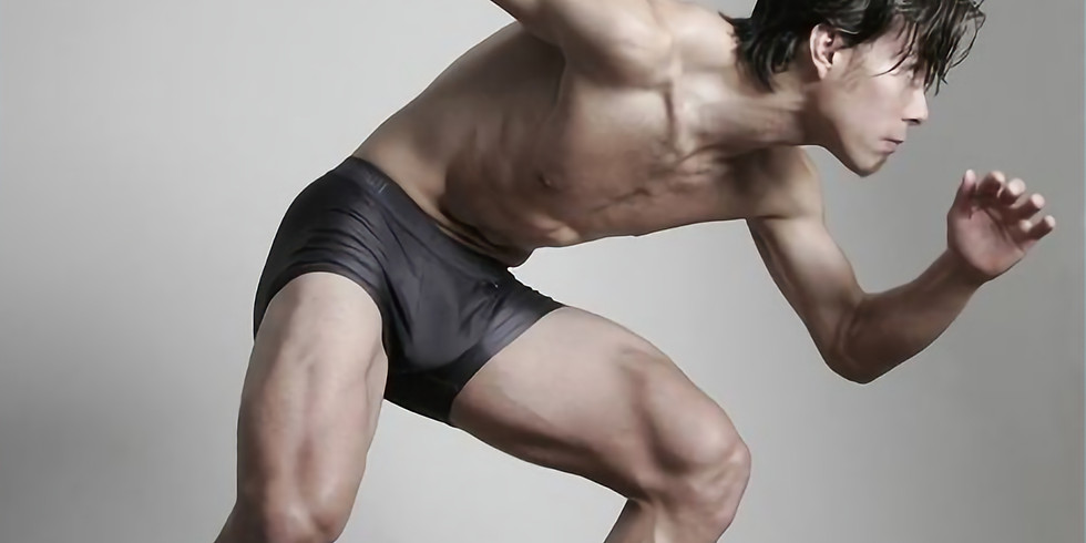 NPAC Sketch of the Week - Male Pose