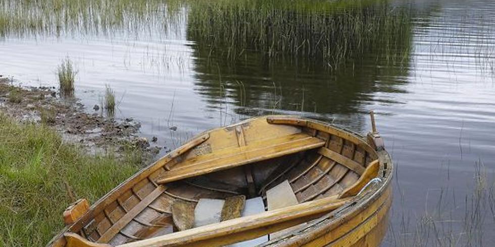 NPAC Hybrid Sketch of the Week - Rowboat