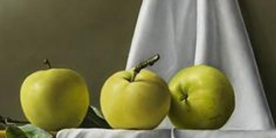 NPAC Hybrid Sketch of the Week - Apples