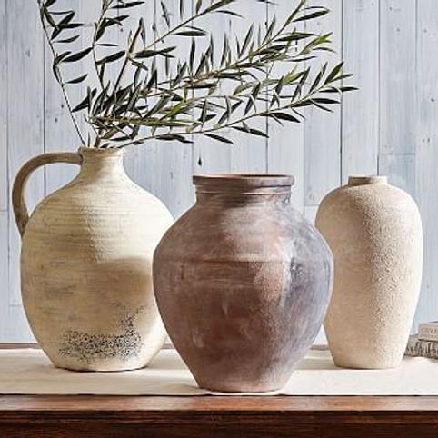 VAC Zoom Sketch of the Week - Artisan Vases