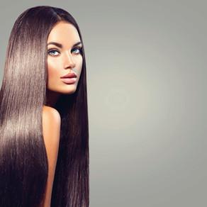 Zdravi in sijoči lasje