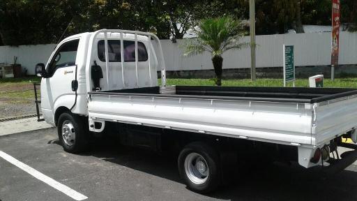 camion de palangana 3 mts de largo