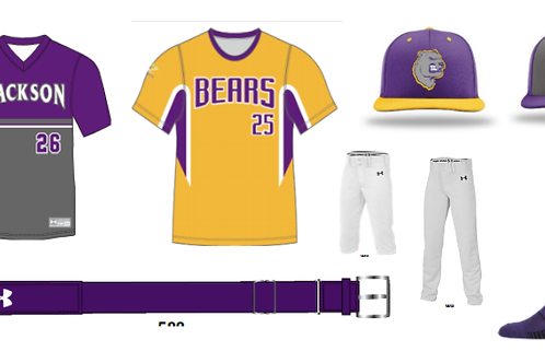 Jackson Travel Uniform Package
