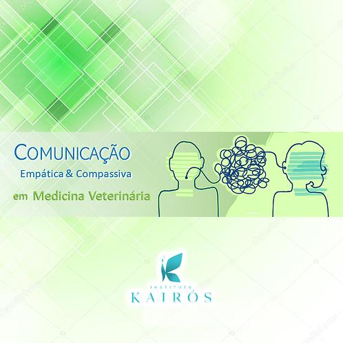 Simpósio de Comunicação Empática & Compassiva em Medicina Veterinária
