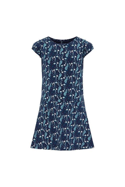 Jersey-Kleid für Mädchen