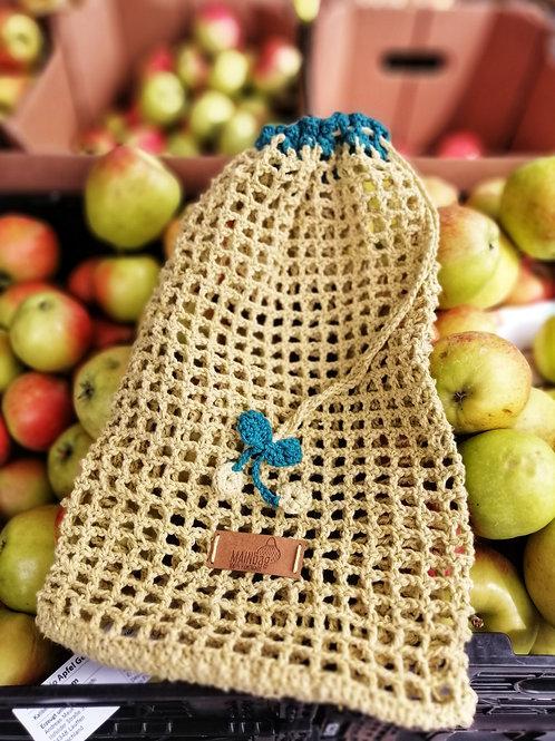 Der MAINbag Obst- und Gemüsebeutel