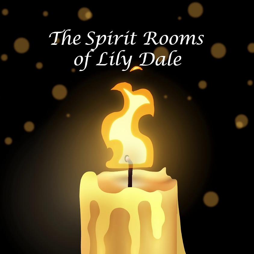 Scenes from the Spirit Rooms of Lily Dale - featuring the Fox Sisters, Susan B. Anthony, & Mae West