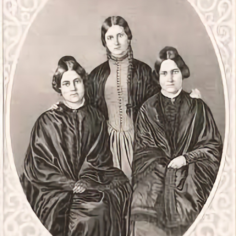 The Revolutionary Fox Sisters - Founders of Modern Spiritualism
