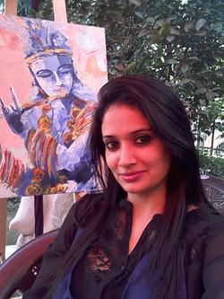 chitrakshi art