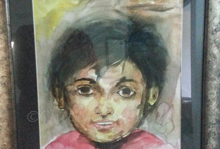 C– 121: PORTRAIT CHILD