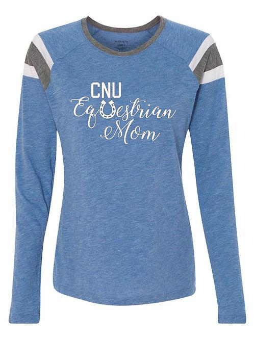 CNU Equestrian Mom