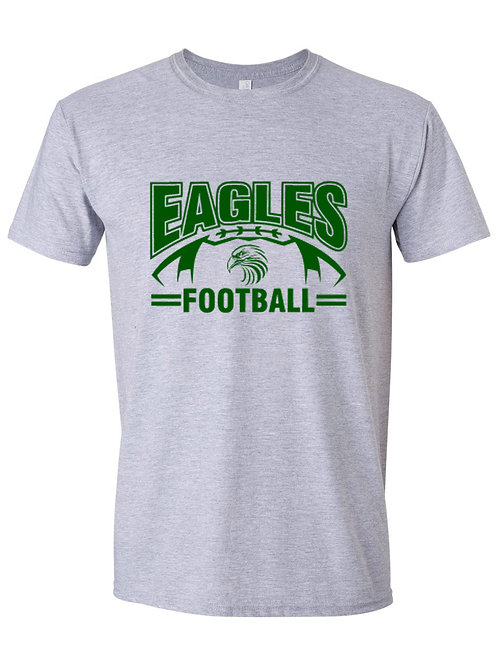 Eagles Football Tee
