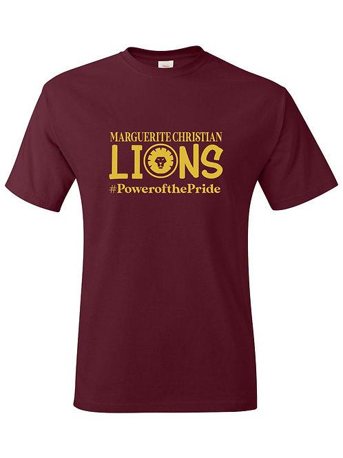Marguerite Christian Elementary School- LIONS