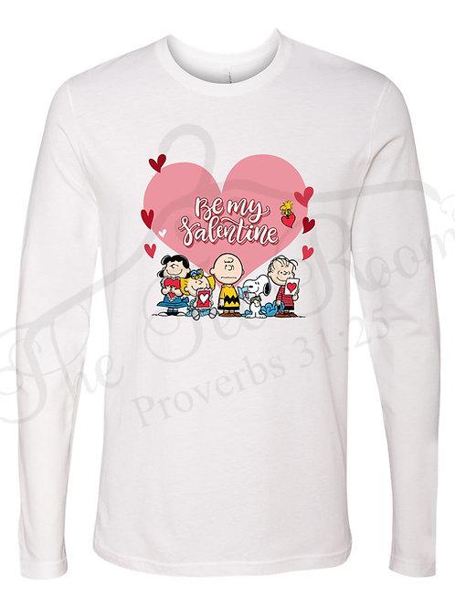 Be My Valentine- Charlie Brown