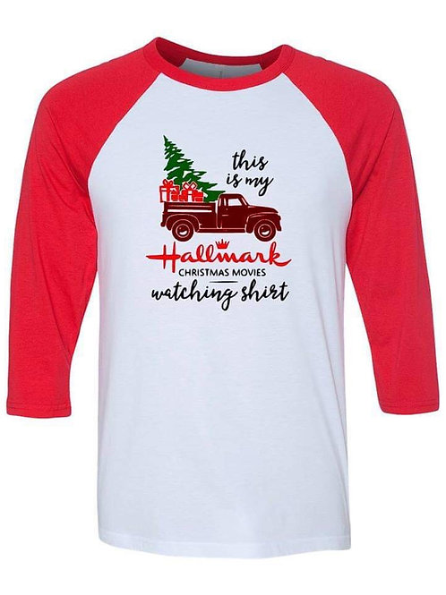 Hallmark Christmas Movie Tee