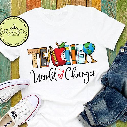 Teacher World Changer