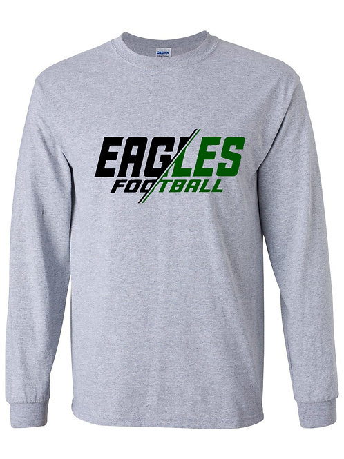 Eagles Football Dual Color Long Sleeve