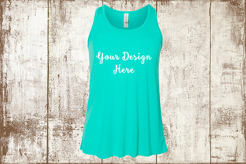 Youth Flowy Tank Top