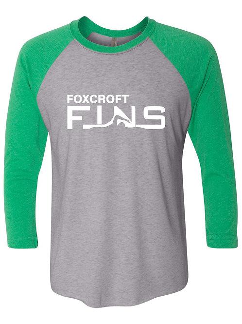 Foxcroft Fins Raglan