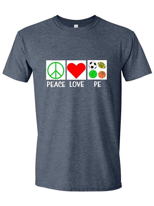 PEACE LOVE TEES