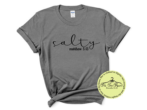 Salty- Matthew 5