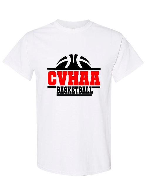CVHAA Basketball Tee