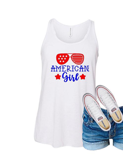 American Girl Youth Tank