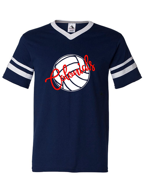 Colonials Volleyball