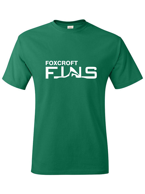Foxcroft Fins Tee