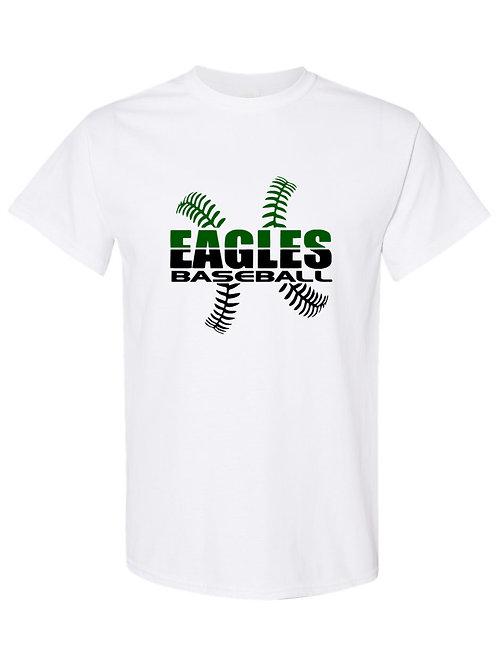 Eagles Baseball Dual Color Tee