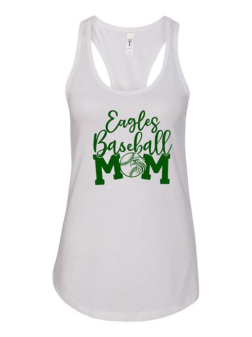 Eagles Baseball Mom Tank