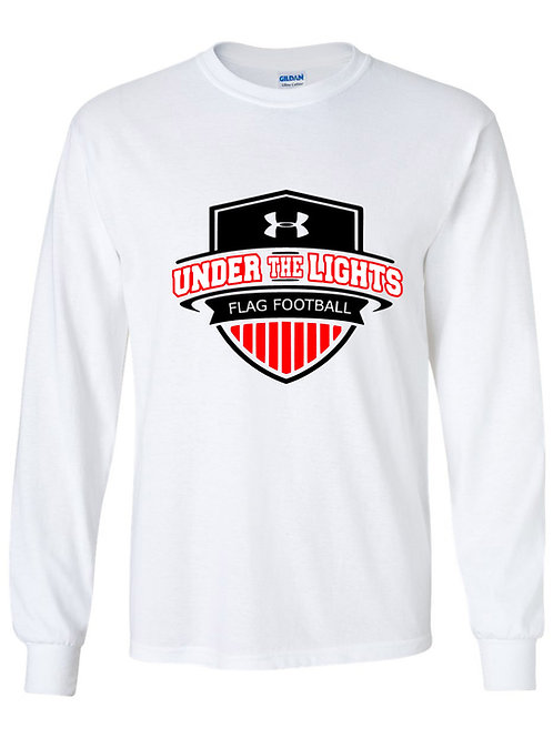 Under the Lights Long Sleeve Cotton Tee