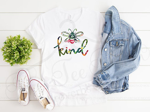 Be Kind- Colorful