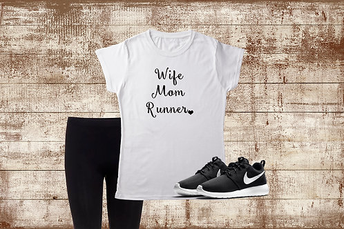 Wife Mom Runner