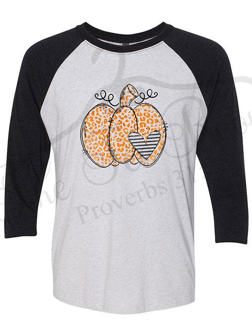 Pumpkin Raglan