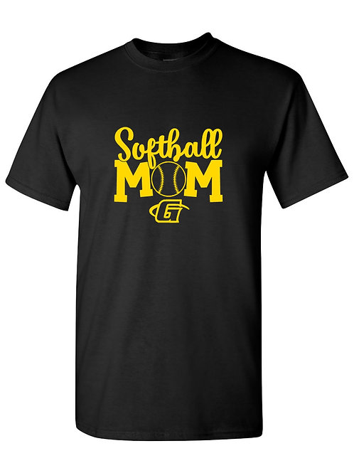 Gates Softball Mom Tee