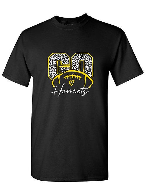 Hornets Football Design 3