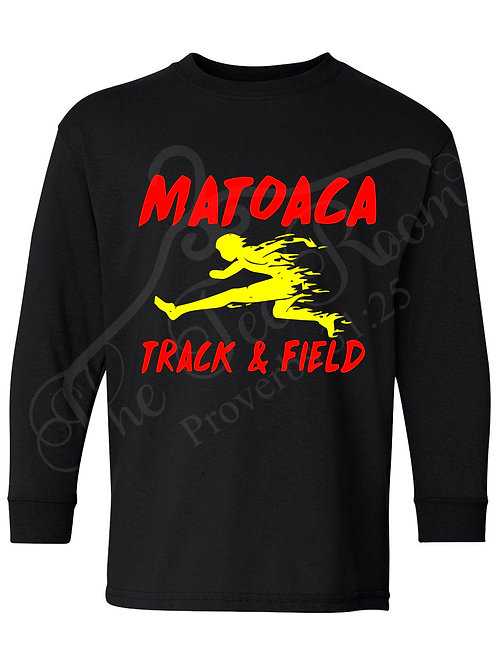 Matoaca Track and Field Long Sleeve