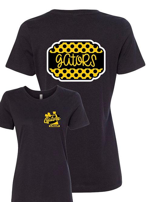 Gates Gators Cheer ( Polka Dot Design)